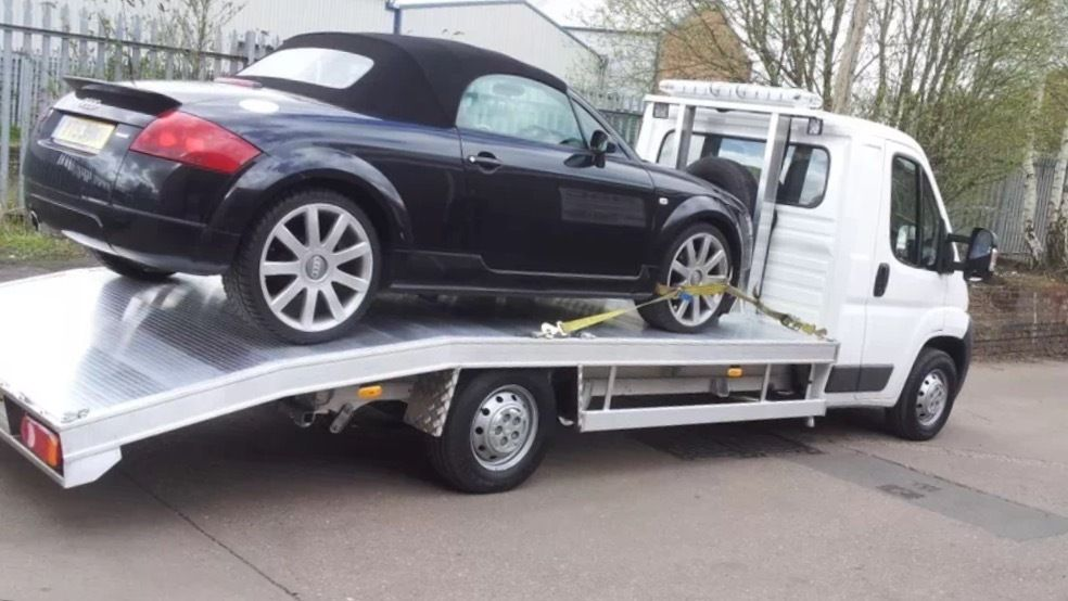 Car Transportation & Recovery in North London